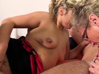 LasFolladoras - Sandy Alser and Alexa Nasha lick and be hung up on