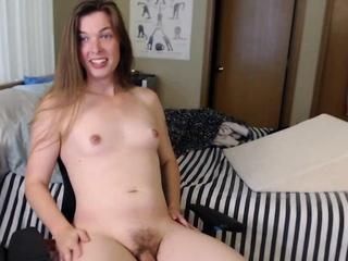 Gung-ho TGirl Nikki Black Cat Spasmodical Off on Webcam Loyalty 1