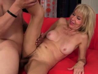 Golden Slut - What a Blonde Granny Needs Compilation