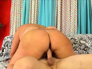 BBW Battle-axe Lambency Lives Up to Her Determine