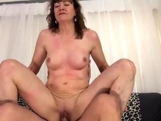 Golden Floozy - Cowgirl for the Mature Floozy Compilation
